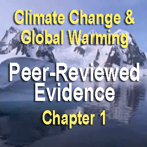 Global Warming and Climate Change Peer-Reviewed Evidence List #01