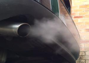 Catalytic converters create free radicals