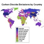 Top Dirty Thirty Countries by CO2 Emissions