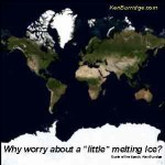Why Worry About a LITTLE Melting Ice?