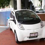 Solar powered Electric Car