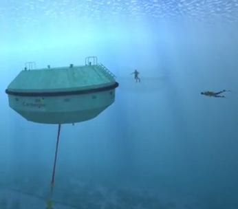 Australia Switched On for Wave Energy
