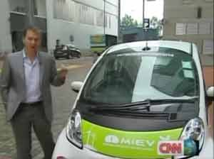 Basic Electric Car Information by CNN