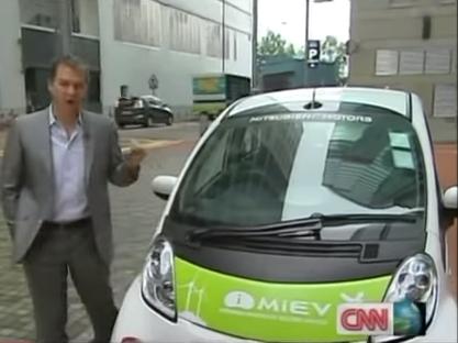 Basic Electric Car Information by CNN
