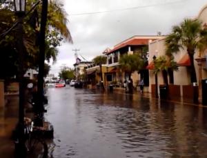 Key West flooding