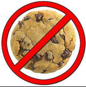 Please No real cookies