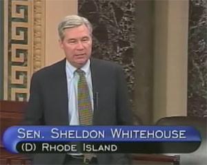 Senator Sheldon Whitehouse