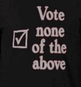 vote NOTA