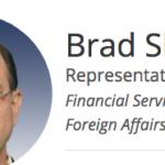 Brad Sherman is an Anti-Bitcoin Congressman?
