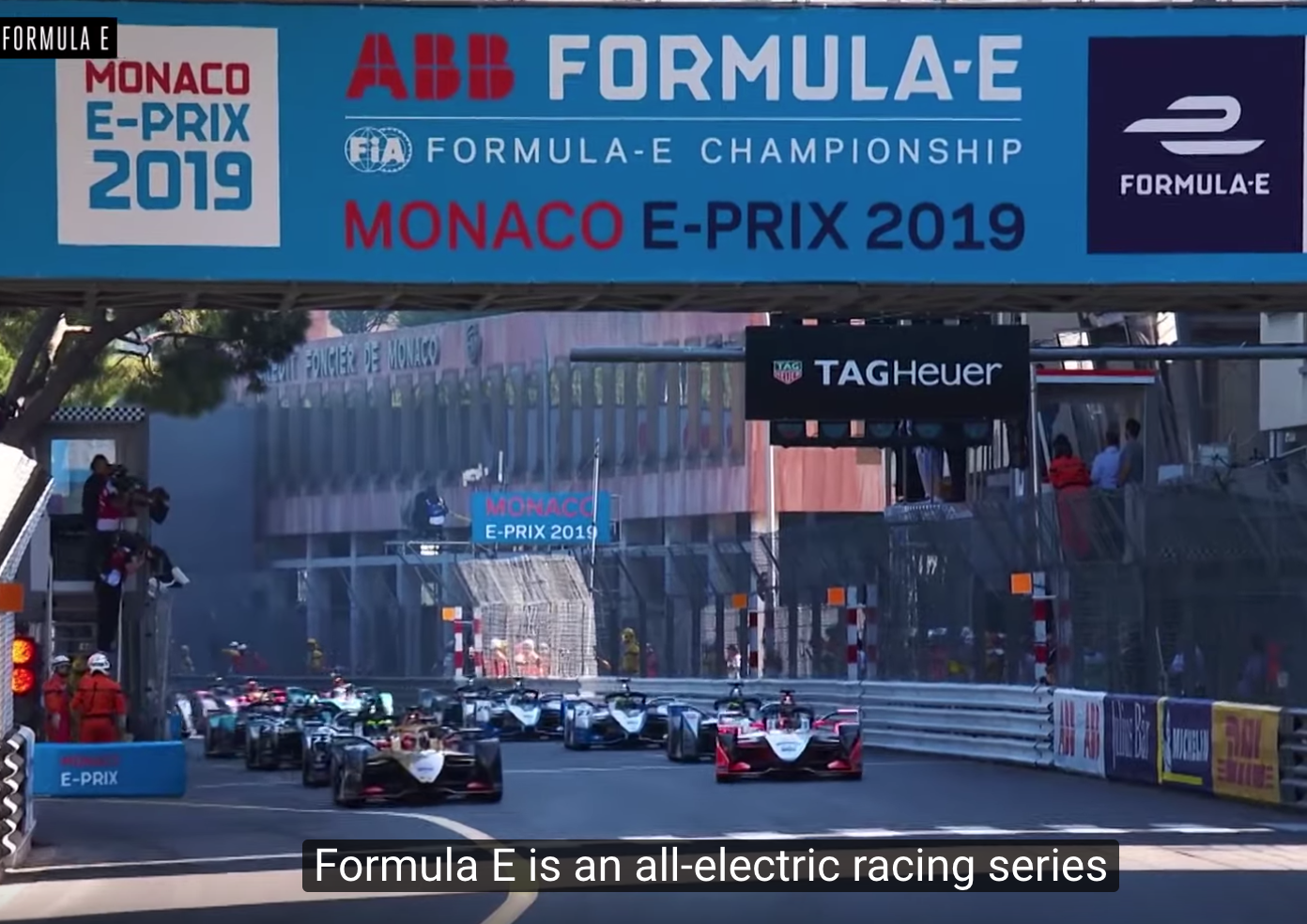 Formula E Racing Goes Mainstream?